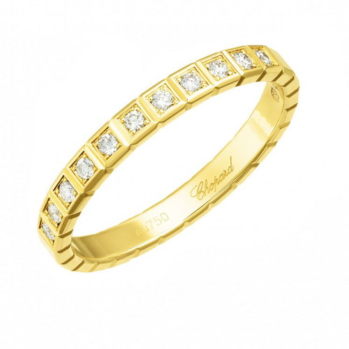 Обручальное кольцо Chopard Ice Cube 827702-0039