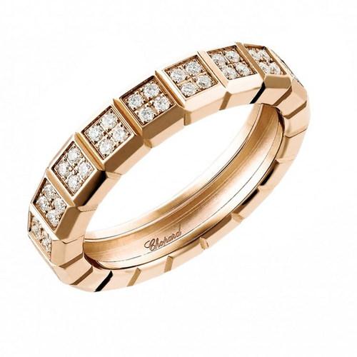 Обручальное кольцо Chopard Ice Cube 829566-5010