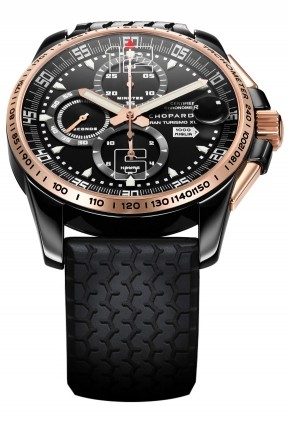 Chopard 1000 Miglia GT XL Chrono Speed Black 168459-6001