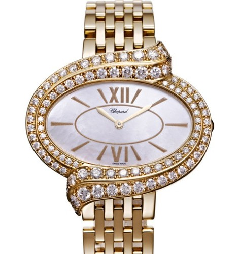 Chopard Classic (YG / White / Diamonds / Bracelet) 109329-0001
