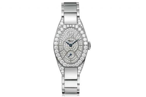 Chopard Classic Oval (WG-Diamonds / Diamonds / WG) 107228-1001