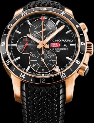 Chopard Classic Racing Mille Miglia GMT Chronograph Mille Miglia GMT Chrono RG 2012