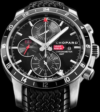 Chopard Classic Racing Mille Miglia GMT Chronograph Mille Miglia GMT Chrono St 2012 168550-3001
