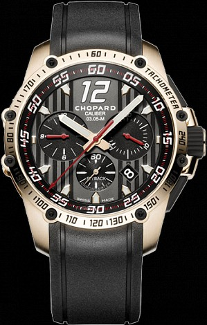 Chopard Classic Racing Superfast Chrono 161284-5001