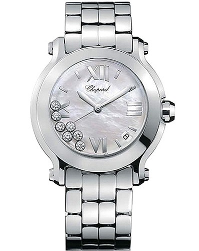Chopard Happy Sport II Round 278477-3002