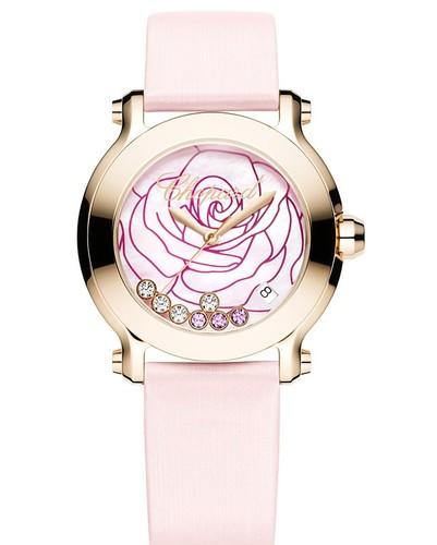 Chopard Happy Sport La Vie En Rose 277471-5015