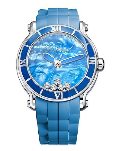 Chopard Happy Sport XL Blue Lake 288524-3001