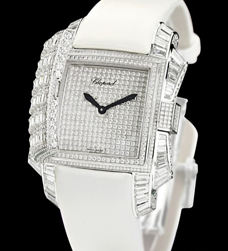 Chopard Haute Joaillerie Watch (SS / Diamonds) 139216-1002