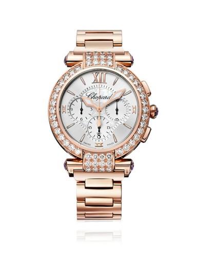Chopard Imperiale Chronograph (RG-Diamonds / MOP / RG Bracelet) 384211-5004