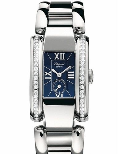 Chopard La Strada (SS-Diamonds / Blue / SS) 418415-3001