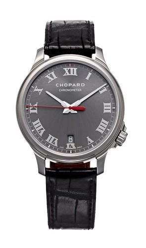 Chopard L.U.C. 1937 (SS / Black) 168527-3001