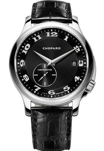 Chopard L.U.C. Twist (WG/Black/Leather) 161888-1003