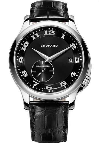 Chopard L.U.C. Twist (WG/Black/Leather) 161888-1003
