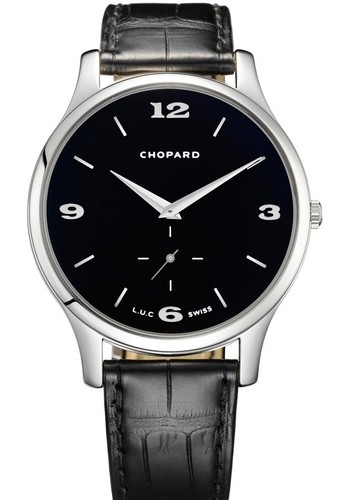 Chopard L.U.C. XPS (WG / Black / Leather) 161920-1001