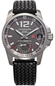 Chopard Mille Miglia GT XL Power Control (Titanium / Gray / Rubber) 168457-3005