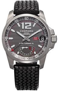 Chopard Mille Miglia GT XL Power Control (Titanium / Gray / Rubber) 168457-3005