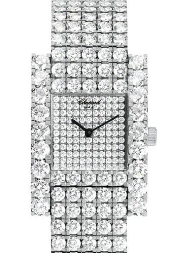 Chopard Your Hour (WG / Diamonds / Diamond Bracelet) 106873-1001