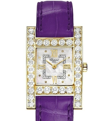 Chopard Your Hour (YG-Diamonds / MOP / Leather) 136621-0001