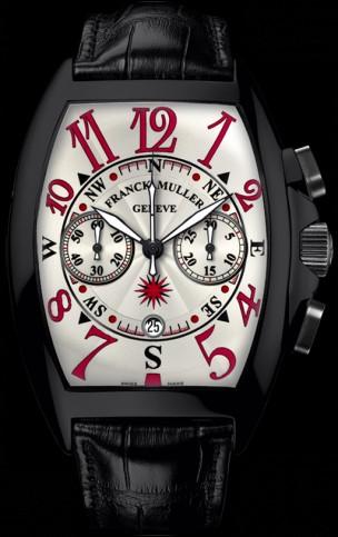 Franck Muller Chronograph 9080 CC AT NR MAR