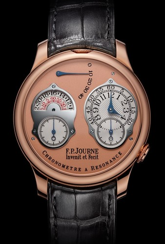Chronometre a Resonance 2010 1