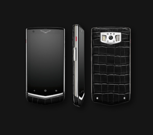 VERTU CONSTELLATION V Black Alligator