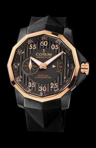 Corum Admiral's Cup Challenger 48 Chronograph 947.951.86/0371 AK34