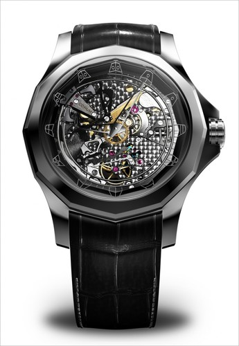 Corum Admiral's Cup Legend 46 Minute Repeater Acoustica 102.101.04/0001 AK12