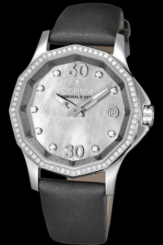Corum Admiral's Cup Legend Diamond 082.101.47/F149 PK11
