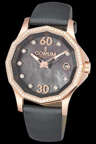 Corum Admiral's Cup Legend Diamond Watch 082.101.85/0149 PK10