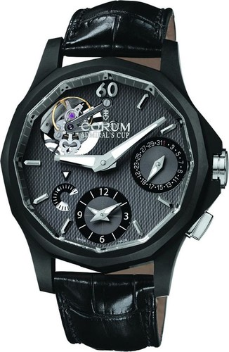 Corum Admiral's Cup Seafender 47 Tourbillon GMT 397.101.18/0001 AK11