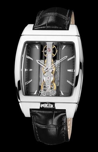 Corum Bridges Golden Bridge Automatic Watch 313.150.59/0001 FK01