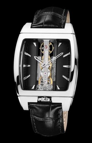Corum Bridges Golden Bridge Automatic Watch 313.150.59/0001 FN01