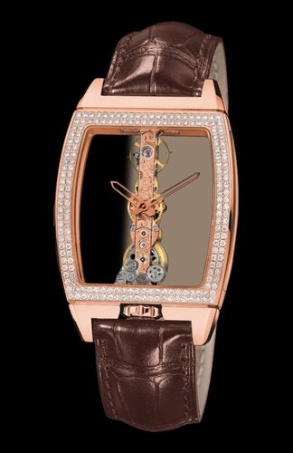 Corum Bridges Golden Bridge Diamond Watch 113.161.85/0002 0000