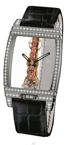 Corum Bridges Golden Bridge Gold & Diamonds 113.751.79/0001 0000R