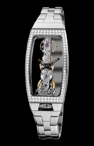 Corum Bridges Miss Golden Bridge Diamond Watch 113.102.69/V880 0000
