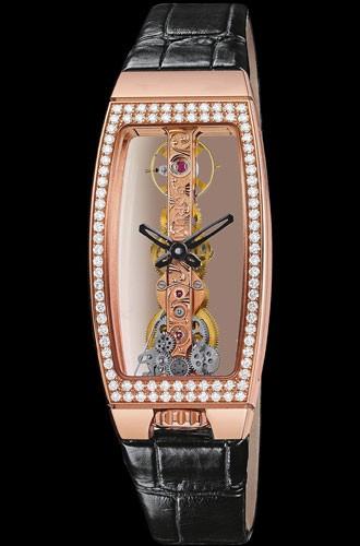 Corum Bridges Miss Golden Bridge Diamond Watch 113.102.85/0001 0000