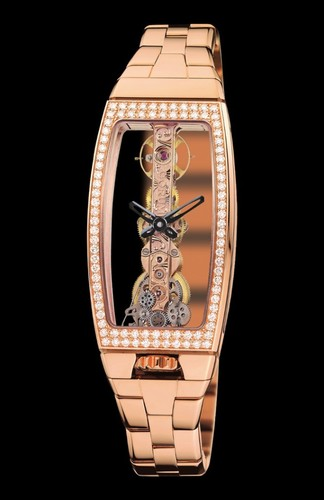 Corum Bridges Miss Golden Bridge Diamond Watch 113.102.85/V880 0000