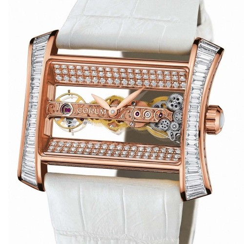 Corum Golden Bridge Lady 113.369.85/0089 0019R