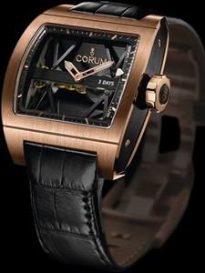 Corum Golden Bridge Ti-Bridge Power Reserve 107.101.55/0F81 0000