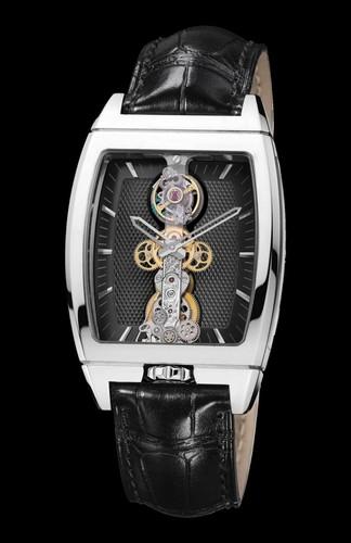 Corum Golden Bridge Tourbillon Watch 213.150.59/0001 GN11