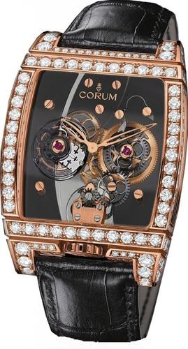 Corum Golden Tourbillon Panoramique Watches 382.871.85/0F01 0000
