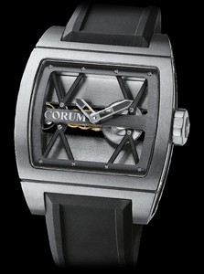 Corum Ti Bridge Limited (TI / Skeleton / Strap )
