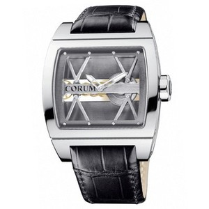 Corum Ti Bridge Titanium (TI / Skeleton / Strap )