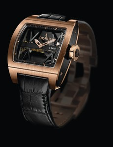 Corum Titanium Bridge 3 Days 107.101.05/0F81 0000
