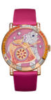 Boucheron Crazy Jungle Hathi Watch WA010222