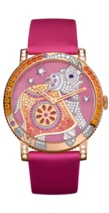 Boucheron Crazy Jungle Hathi Watch WA010222