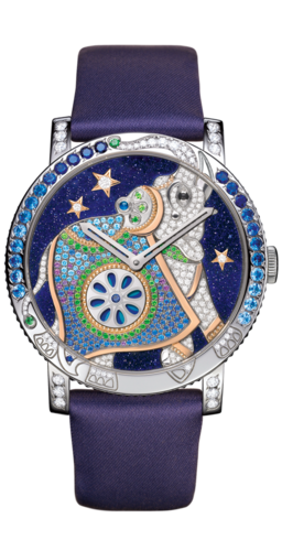 Boucheron Crazy Jungle Hathi Watch WA010221