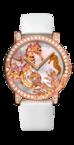Boucheron Crazy Jungle Seahorse Watch WA010223