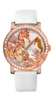 Boucheron Crazy Jungle Seahorse Watch WA010223