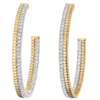Boucheron Quatre Radiant Edition Hoop Earrings